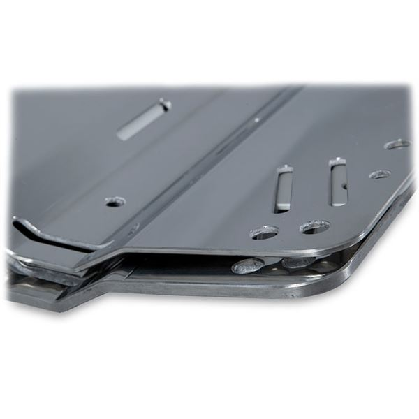 backplate s-s 3 mm
