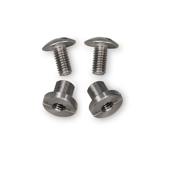 screw set for weighting system