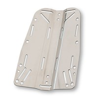 backplate s-s 3 mm SHORT